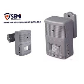 Detector Sensor Presença Anunciador Sonoro Sd-3000d Sem Fio