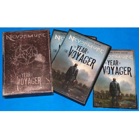 Nevermore - The Year Of The Voyager - 2 Dvd + 2 Cd - 2008