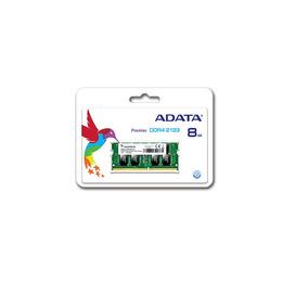 Adata Ad4s213338g15-s Memoria Sodimm Ddr4 8gb 2133 Mhz