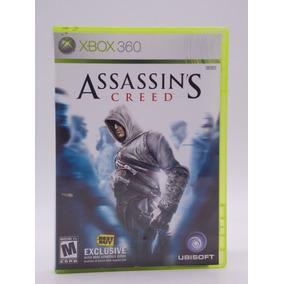 Assassins Creed Xbox 360 E Xbox One Original Mídia Física