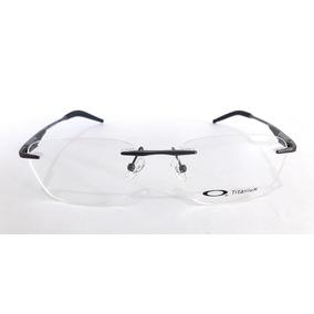 a93578fba Oculos Intelectum Titanium Armacoes Oakley - Óculos no Mercado Livre ...