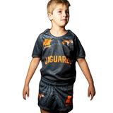 Camiseta Rugby Cays Jaguares Tela Antidesgarro Juego 2019