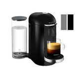 Cafetera Nespresso Vertuo Plus Negra + Cupón Café