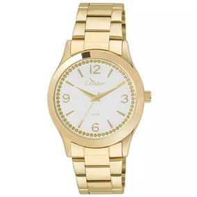 5a029575036 Relogio Condor New Fundo Branco - Relógios De Pulso no Mercado Livre ...