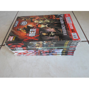 Lote Com 12 Hqs X-men Extra Nova Marvel Panini