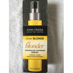 Spray John Frieda Sheer Blonde Go Blonder -103ml- 3 Unidades