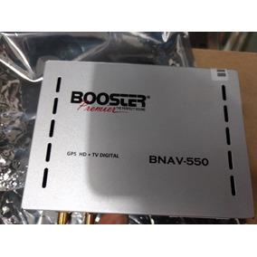 Gps Bnav-550 Gps E Tv Digital Booster Bnav-550