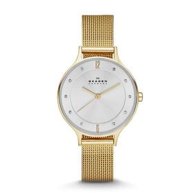 65ac2756d55 Relógio Skagen Slim - Relógios De Pulso no Mercado Livre Brasil