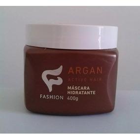 6 Unidades Máscara Hidratante Argan Active Hair Fashion
