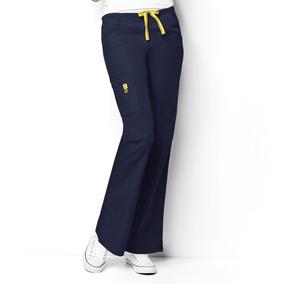 Pantalón Clínico Mujer 5026a Azul Marino