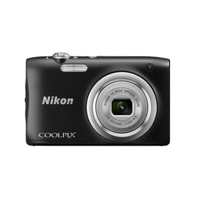 Nikon Coolpix A100 (negro) - (ml)