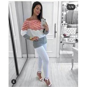 07f24c799a Blusa De Frio Atacado Direto Da Fabrica - Blusas no Mercado Livre Brasil