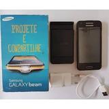Celular Com Projetor Embutido Samsung Galaxy Beam Gt-i8530