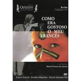 Como Era Gostoso O Meu Francês - Dvd - Nelson P. Dos Santos