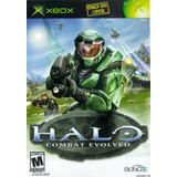 Halo 1 : Combat Evolved Xbox Classic