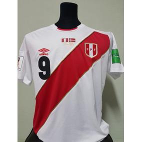 Camiseta Paolo Guerrero - Camisetas en Mercado Libre Argentina a789323f73005