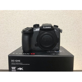 Panasonic Gh5 + Vlog - Completa Na Caixa
