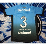 Camisa Grêmio Game Degradê 3 Umbro 2015 Tamanho G eeb207cd38bdc