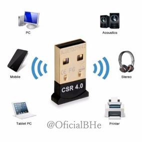 O Mini Adaptador Bluetooth (versão 2.0)