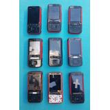 Lote Com 9 Celulares Nokia 5610 Slide (leia A Descrição)