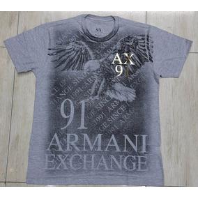 cf2621d6250 Camiseta Armani Exchange Jesus Cristo - Camisetas e Blusas no ...