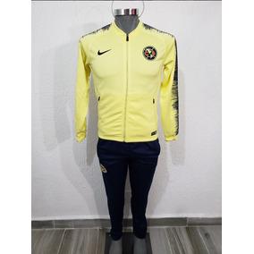 Nuevo Conjunto Pants Jacket America N98 2018-2019 Aguilas 1 3a43ff8f02468