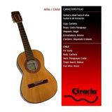 Guitarra Criolla Gracia Modelo Niño -infantil-