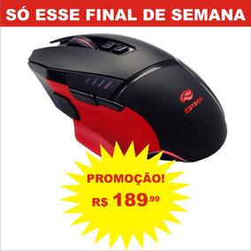 Mouse Gamer C3 Tech 12000dpi - Mg-800bk Barato