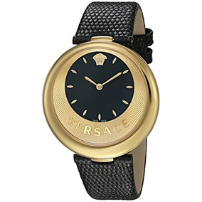 Versace Womens Perpetuelle Swiss Quartz Stainless Steel And