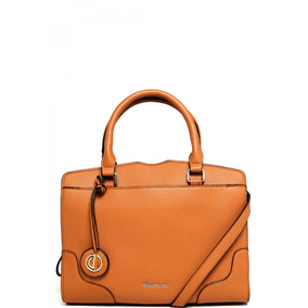Bolsa Feminina Dumond Estruturada Textura Caramelo 485059