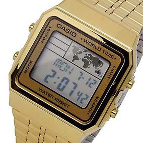 4be0ddd5471e Casio Gold Retrô Vintage - Relógios De Pulso no Mercado Livre Brasil