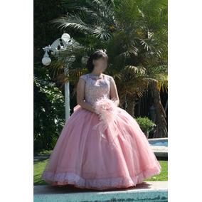 e0478e0bb Vestidos Para Damas De Honor Xv Mujer - Vestidos Rosa en Distrito ...