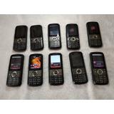 10 Celulares Rádio Motorola I418
