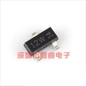 Kit 10 Pç - Transistor 12w Smd Sot-23 Mosfet N-channel