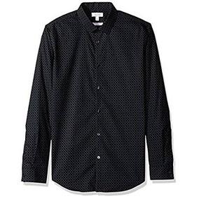 Calvin Klein Fresa Camisa Ideal Xs A Small Checar Medidas