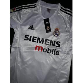 204e34c720e01 Camiseta Real Madrid 2002 Zidane - Camisetas en Mercado Libre Argentina
