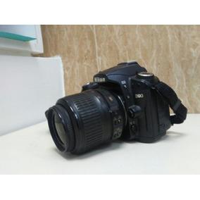 Nikon D90 Con Para Reparar