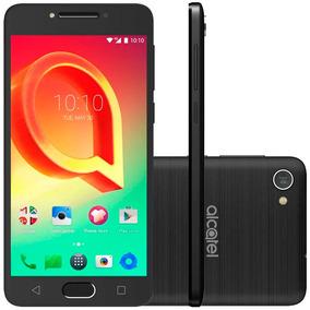 Smartphone Alcatel A5 Max, Preto, 5085n, Tela De 5.2 , 32gb