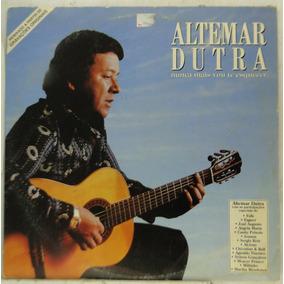 Lp Altemar Dutra - Nunca Mais Vou Te Esquecer - A067
