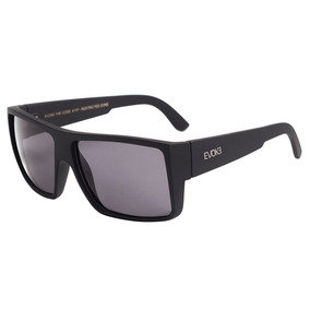 Óculos Evoke The Code A11p Black Matte Black Shine Gray Pola 0480308ced