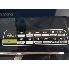 Computador De Mesa Union 860 320 Gb 2 De Ram Monitor 18.4 P