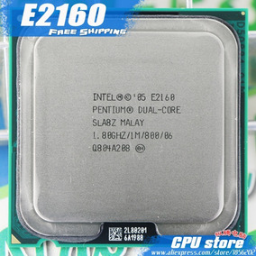 Dual Core E2160