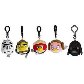 Mochila Bolsa De Angry Birds Kawaii Juego Pc Iphone Android En