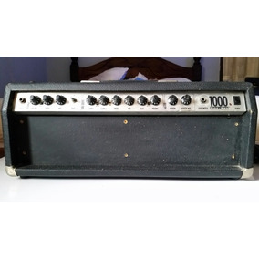Cabezal Amplificador De Guitarra De Tubos Fender 1000roc.pro