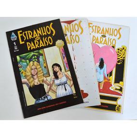 Estranhos No Paraíso Minissérie Em 3 Edições - Editora Abril