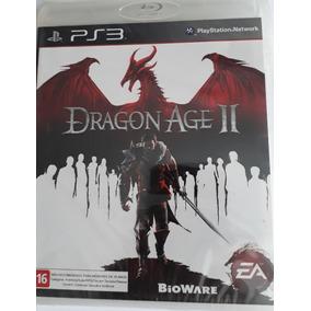 Playstation 3 Dragon Age 2 - Novo - Lacrado
