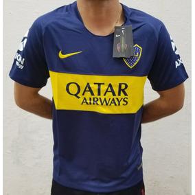 Camiseta Nike Boca Juniors Original Stadium 2018/2019 Hombre
