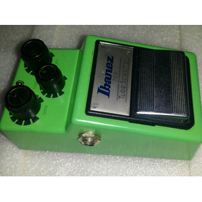 Pedal De Efecto Ibanez Tube Screamer Ts9