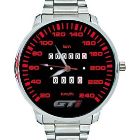 d623f4e5525 Relogio Horas Vw Touareg - Relógios De Pulso no Mercado Livre Brasil