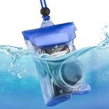 Funda Camara Digital Contra Bajo Agua 20mt Canon Nik